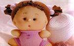 Технология изготовления кукол из капроновых чулок