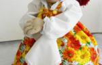 Мастер класс по изготовлению кукол из капроновых колготок