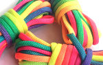 Чем покрасить капроновый шнур или нитки?