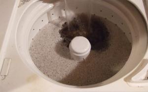 Как осторожно стирать капроновую тюль