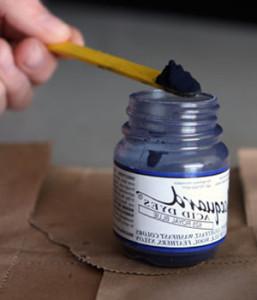 Краска для капроновых колготок