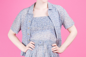 Одежда из капрона - лучше в жару не носить