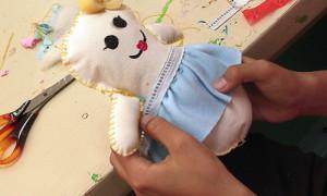 кукла из капрона1