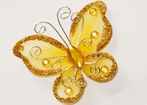 бабочки из капрона 2