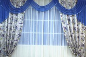 капроновые шторы 2